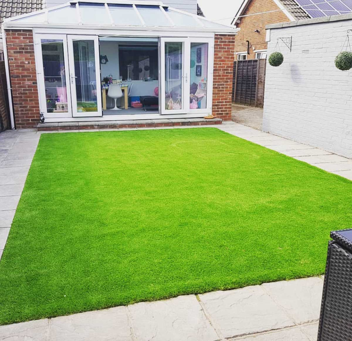 Artificial Grass Gallery | Examples of our Artificial Grass